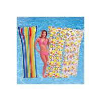 Матрас надувной пляжный, 183х69см Intex