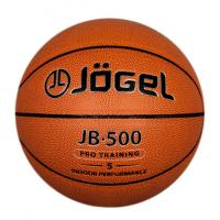 Мяч баскетбольный тренировочно-игровой Jögel р.5