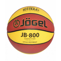 Мяч баскетбольный COMPETITION Jögel р.7