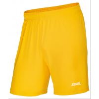 Шорты футбольные JFS-1110-041, желтый/белый, детские Jögel