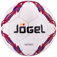 Мяч футбольный тренировочный мяч JS-710 Jögel Nitro Astro р.4,5