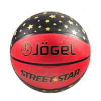 Мяч баскетбольный тренир Jögel Street Star р.7