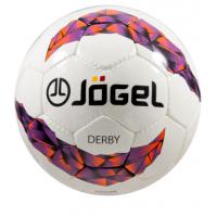 Мяч футбольный тренир Jögel Derby р.3,4,5