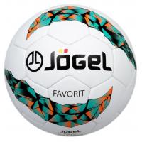 Мяч футбольный тренир Jögel Favorit р.5