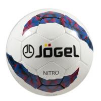Мяч футбольный тренир Jögel Nitro р.4
