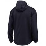 Куртка ветрозащитная CAMP Rain Jacket, черный Jögel