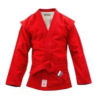 Куртка для самбо модель «ATAKA» Крепыш я
