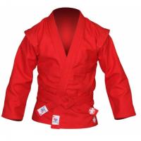 Куртка для самбо модель «ATAKA» FIAS Крепыш я