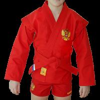 Куртка облегченная с подкладом, модель «КРЕПЫШ», плотность 300 г/м2 с поясом Крепыш я