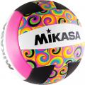 Мяч волейбольный пляжный любительский MIKASA GGVB-SWRL р.5