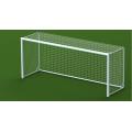 Ворота футбольные 5х2х1,5 м., алюминиевый профиль овальный 100х120 мм., свободностоящие