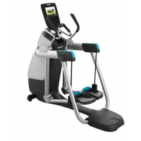 Адаптивный тренажер PRECOR AMT 865 Open Stride Gloss Metallic Silver