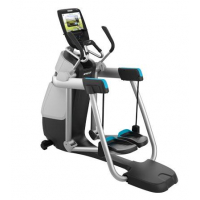Адаптивный тренажер PRECOR AMT 885 Open Stride Gloss Metallic Silver