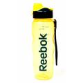 Бутылка для воды Reebok 0,75 мл. желтая
