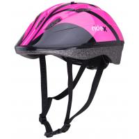 Шлем защитный розовый Rapid Ridex
