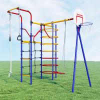 Детский спортивный комплекс для дачи РОМАНА Космодром