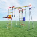 Детский спортивный комплекс для дачи РОМАНА Fitness