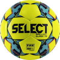 "Мяч футбольный Select ""SELECT Brillant Super FIFA TB YELLOW"""