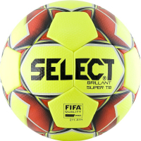 Мяч футбольный Select Brillant Super FIFA TB YELLOW