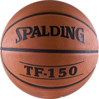Мяч баскетбольный любительский SPALDING TF-150