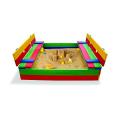 Детская песочница цветная Sportbaby 11