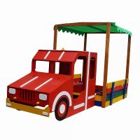 Песочница - Пожарная машина Sportbaby 17