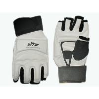 Перчатки для тхеквондо с напульсником на липучке ZZT-004L Sprinter