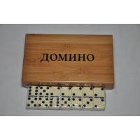 Домино подарочное в бамбуковой коробке 5010В Sprinter