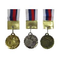 """Медаль с лентой """"Россия"""" 506-2 Sprinter"""
