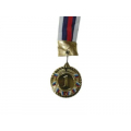 Медаль наградная с лентой, d - 60мм Т6-1 Sprinter