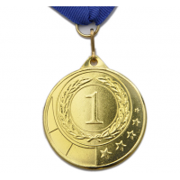 Медаль наградная с лентой МТ852-1 Sprinter