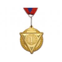 Медаль спортивная с лентой за 1 место Sprinter