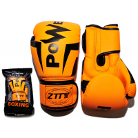 Перчатки бокс 6-14 ун. Q116 Sprinter