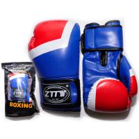 Перчатки боксерские Sprinter ZTQ-201