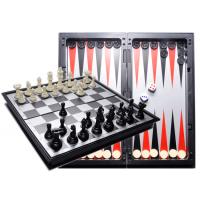 """Игра магнитная """"3 в 1"""" (шахматы, шашки, нарды) Sprinter"""