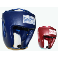 Шлем боксёрский SPRINTER открытый