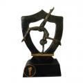 Фигурка наградная Художественная гимнастика 1689 Sprinter