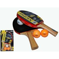 Набор для настольного тенниса ( 2ракетки + 3 шарика) Sprinter 11011
