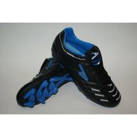 Бутсы футбольные SPRINTER р.37-45 AX5423-37BLACK/BLUE/WHITE Sprinter