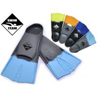 Ласты для плавания в бассейне двухцветные Sprinter TE-2737-2