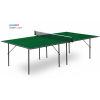 Теннисный стол Start Line Hobby Light Green