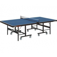 Теннисный стол складной Elite Roller CSS 25 мм (синий)