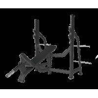 Скамья для жима с положительным наклоном SVENSSON INDUSTRIAL E7042 Matte Black