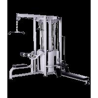 Мультистанция 4-ех позиционнная Bronze Gym BS-8848