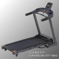Беговая дорожка Clear Fit Rainbow RT 480