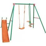 Детский уличный многофунциональный комплекс MSN-02