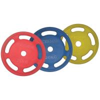 Диски обрезиненные цветные с нанесением FOREMAN FM-ROEZH