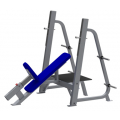 Олимпийская наклонная скамья FOREMAN FW-411