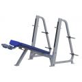 Олимпийская скамья с обратным наклоном FOREMAN FW-412