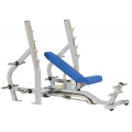 Олимпийская скамья с регулировкой наклона HOIST CF-2179